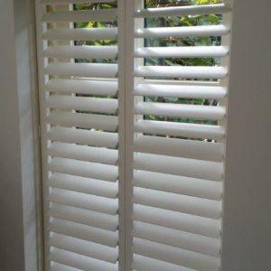 Shutters binnenzonwering raamdecoratie