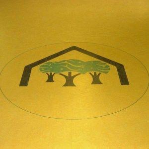 marmoleum logo vloerbedekking